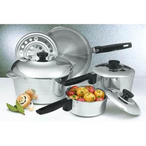 Magnalite Aluminum Cookware