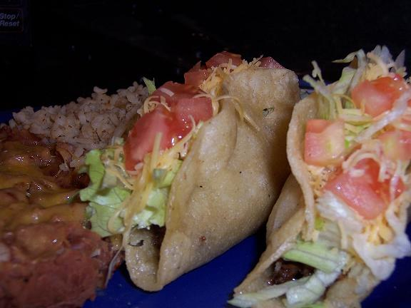 love tacos shredded beef tacos soft lettuce cheese