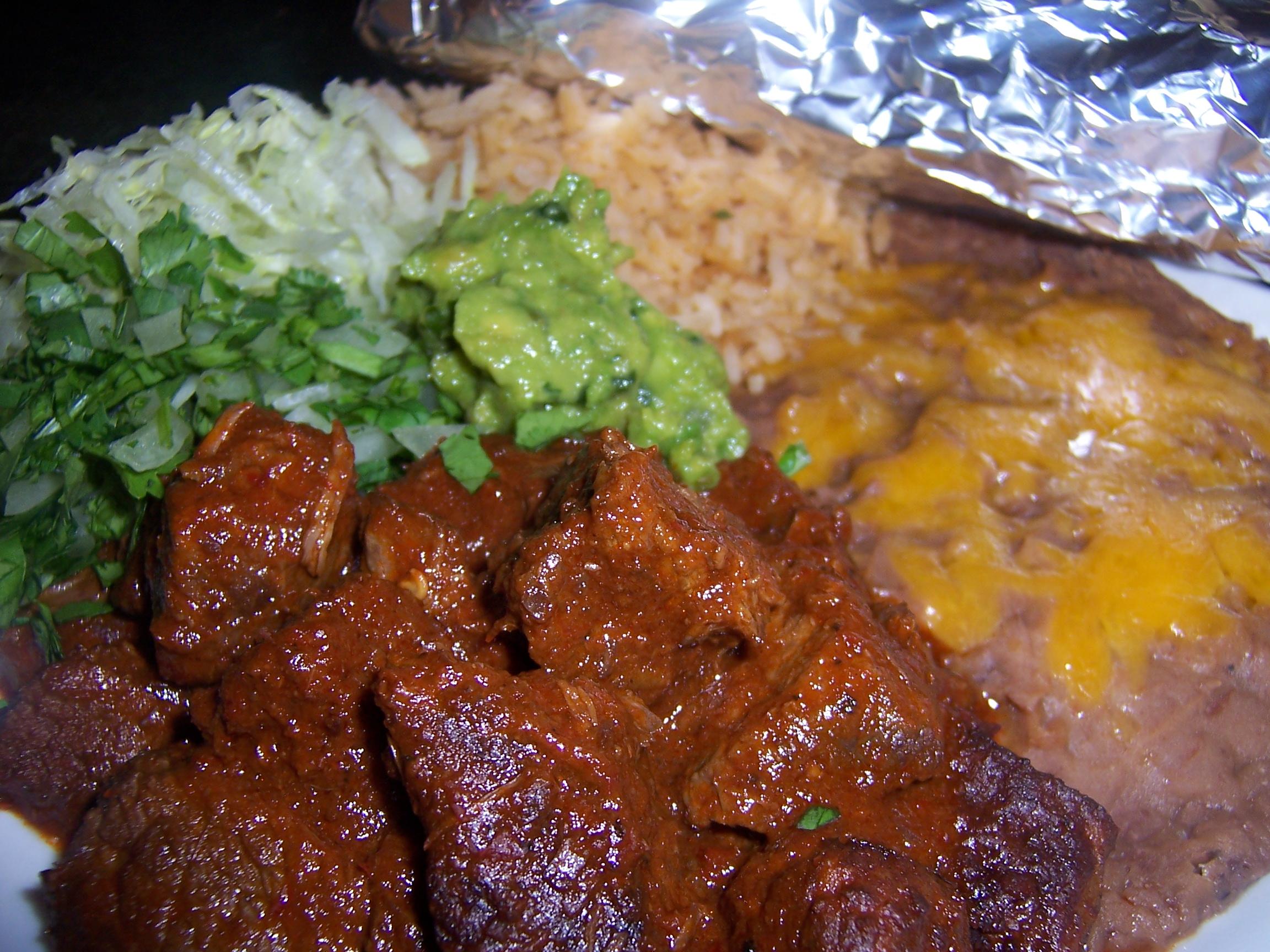Chili Colorado Authentic Mexican Style